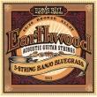 Ernie Ball 2063 Earthwood 5-string Banjo Bluegrass