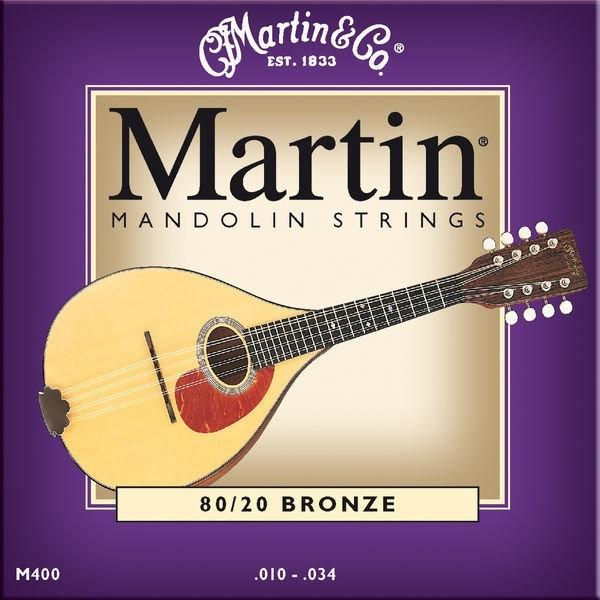 Martin M400 struny mand. 8-str. .010