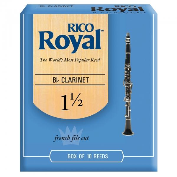 Rico R.Royal B Klar. 1,5 plátok