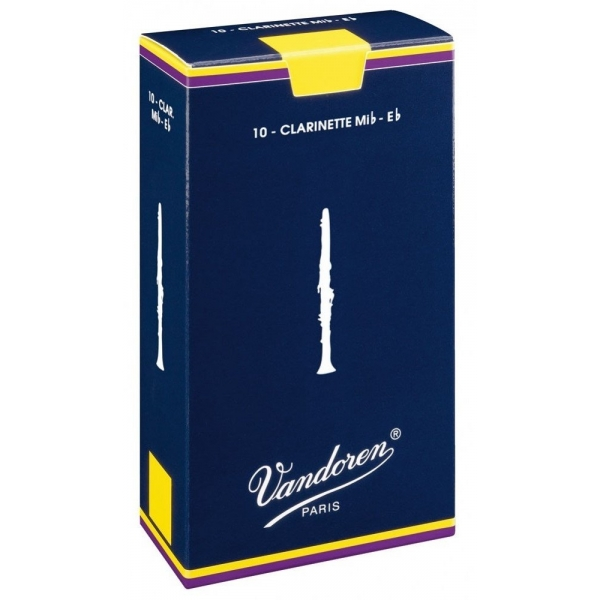 Vandoren Clasic 1 plátok Es klarinet CR111
