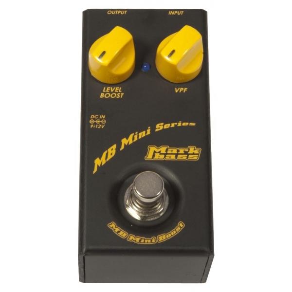 Markbass MB Mini Boost basový efekt