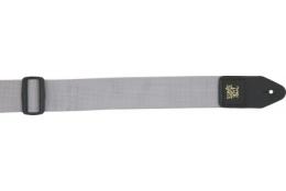 Ernie Ball 4046 Gray Polypro strap