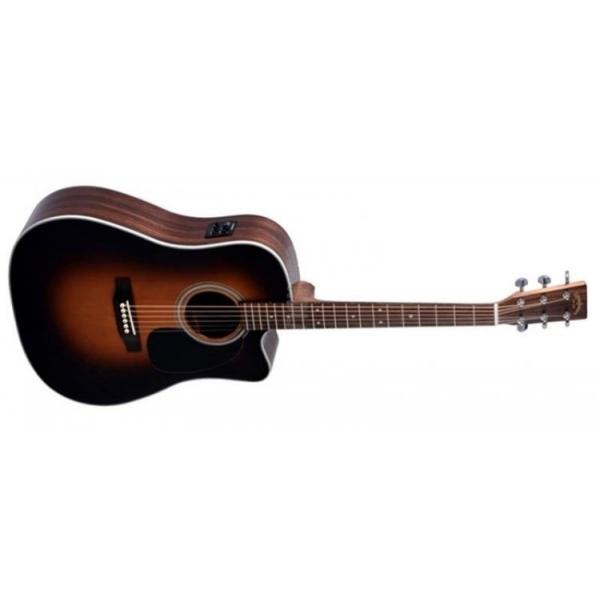 Sigma Guitars DRC-1STE-SB