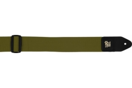 Ernie Ball 4048 Olive Polypro strap