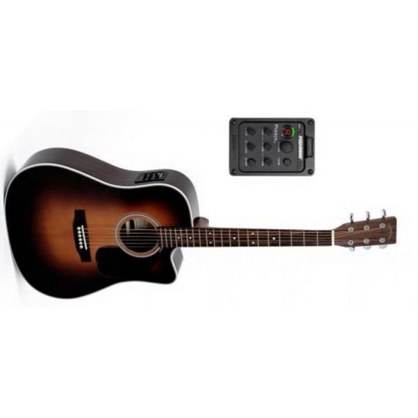 Sigma Guitars DRC-28E-SB