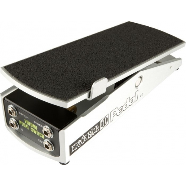 Ernie Ball 6168 Volume Pedal + Switch Mono 250K