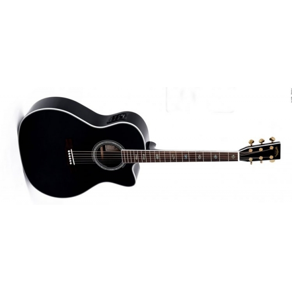 Sigma Guitars JRC-40E-BK