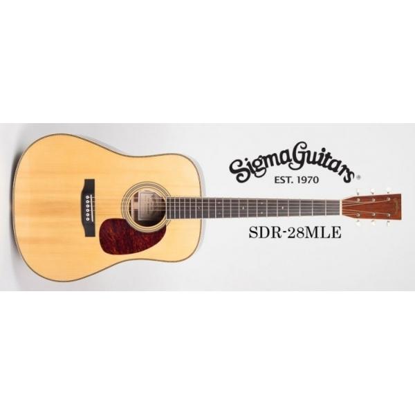 Sigma Guitars SDR-28MLE