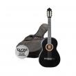Ashton CG44 BK Guitar Pack