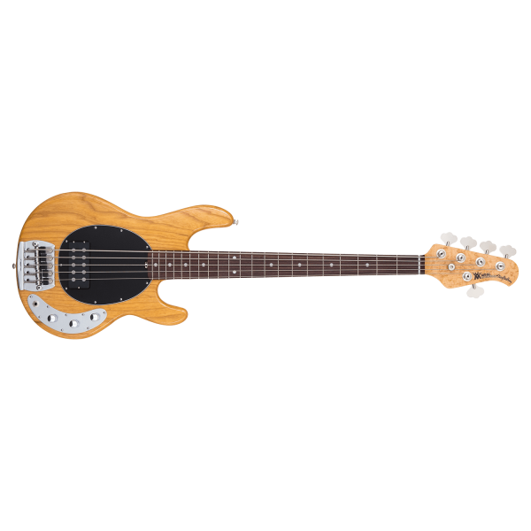 Music Man Classic Stingray Bass 5