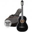 Ashton CG34 BK Guitar Pack
