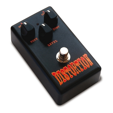 Face DST-301 Distortion