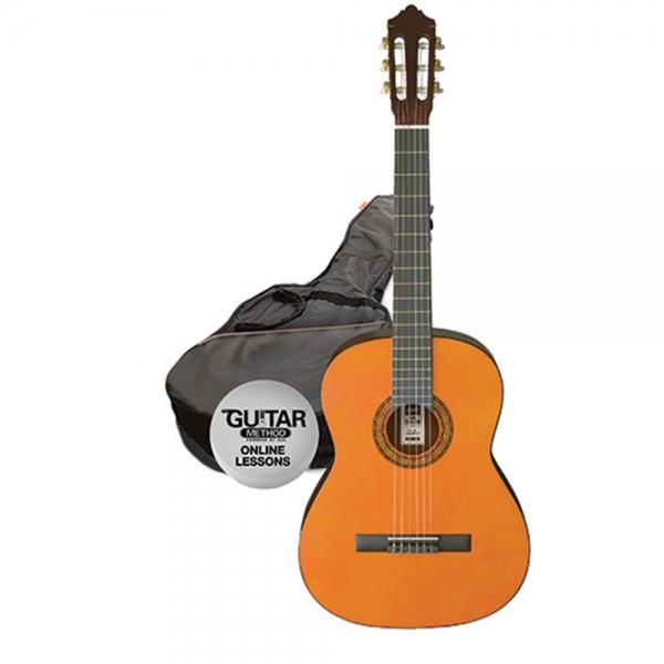 Ashton SPCG44 AM gitara pack