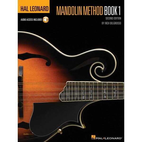 MS Hal Leonard Mandolin Method