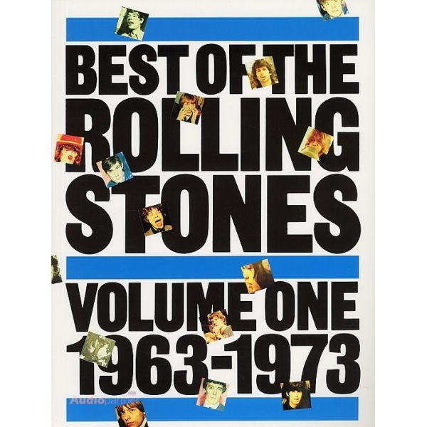 MS Rolling Stones Best Of The Volume One 1963-1973