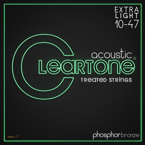 CLEARTONE Phosphor Bronze 10-47 Extra Light