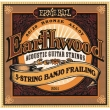 Ernie Ball 2061 Earthwood 5-string Banjo Frailing Loop End
