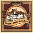Ernie Ball 2063 Earthwood 5-string Banjo Bluegrass