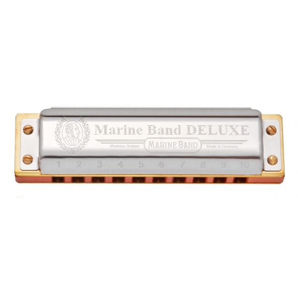 HOHNER Marine Band Deluxe D-major