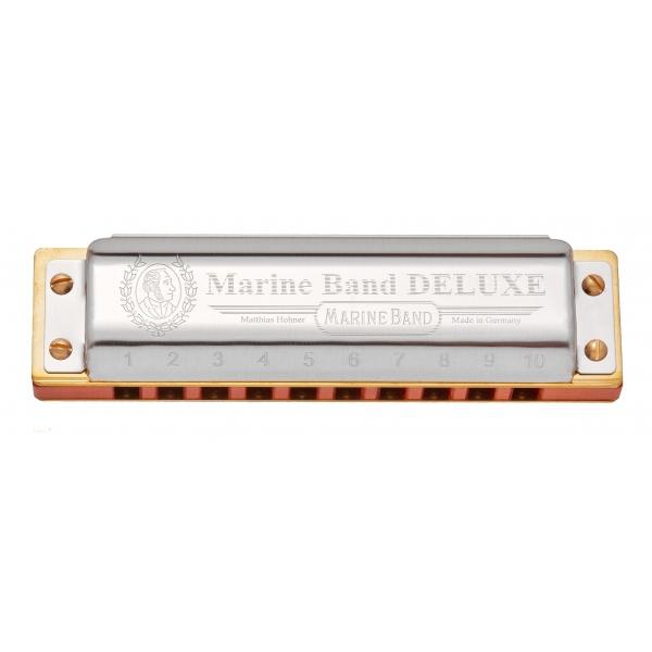 HOHNER Marine Band Deluxe B-major
