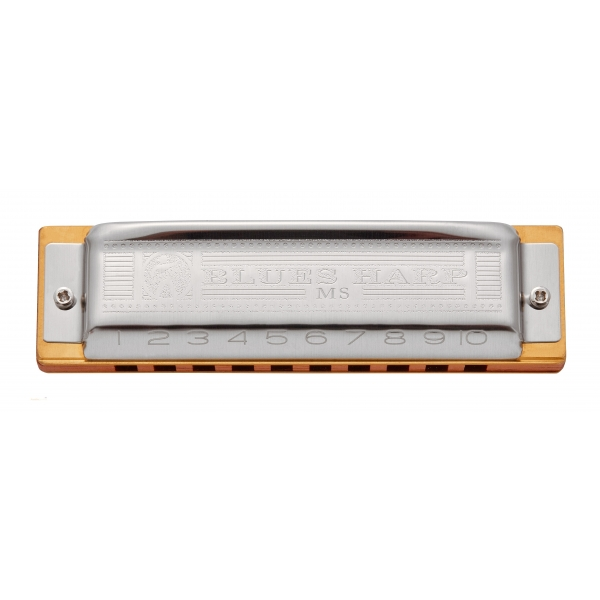 HOHNER Blues Harp ProPack (C-, G-, A-major)