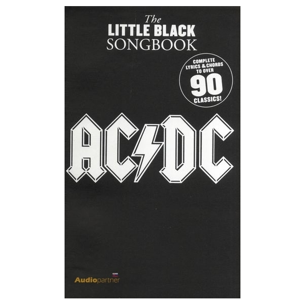 MS The Little Black Songbook: AC/DC