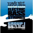 Ernie Ball 2802 Flatwound Group I