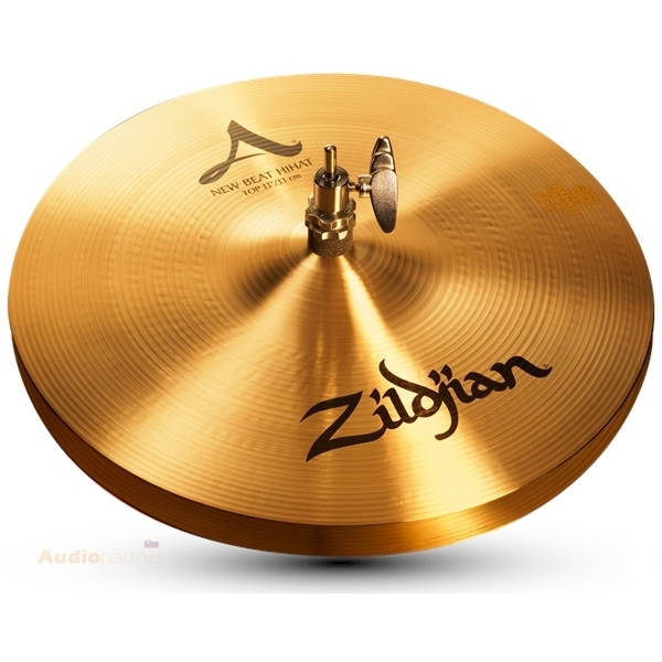 "ZILDJIAN 13"" A new beat hi hat"