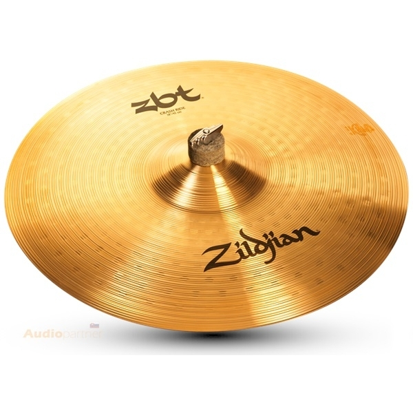 "ZILDJIAN 18"" ZBT crash ride"