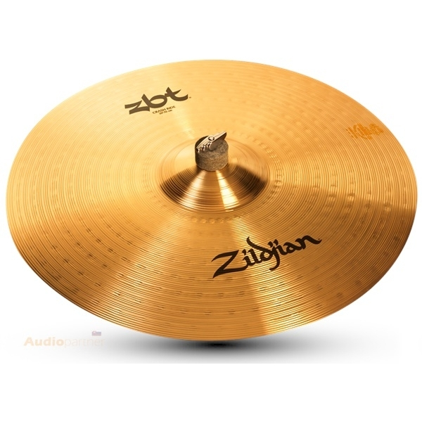 "ZILDJIAN 20"" ZBT crash ride"