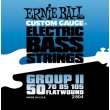 Ernie Ball 2804 Flatwound Group II