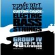 Ernie Ball 2808 Flatwound Group IV