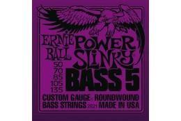 Ernie Ball 2821 Power Slinky 5-string