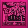 Ernie Ball 2824 Super Slinky 5-string