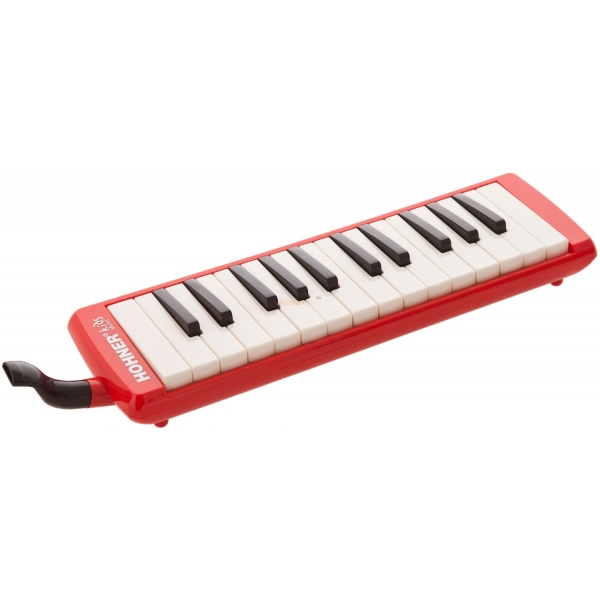 HOHNER 9426/26 Melodica HOHNER kids red with songbook
