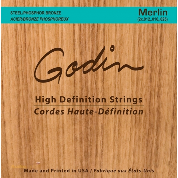 GODIN Merlin Strings