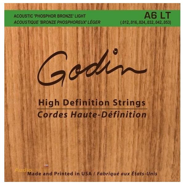 GODIN Strings Acoustic Guitar LT