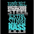 Ernie Ball 2845 Extra Slinky Stainless Steel