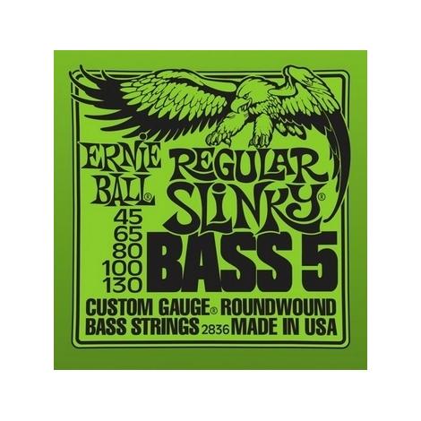 Ernie Ball 2836 Regular Slinky 5-string