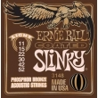 Ernie Ball 3148 Light Coated Phosphor Bronze