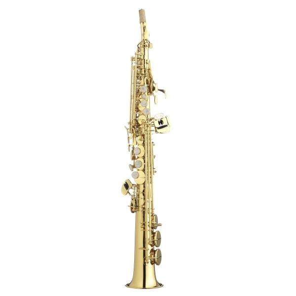 Trevor James 3640GD Horn Soprano saxofón