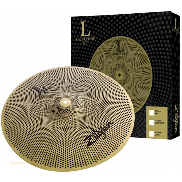 "ZILDJIAN L80 20"" Low Volume Ride"