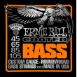 Ernie Ball 3833 Hybrid Slinky Coated