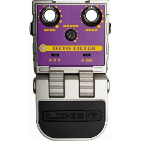 Line 6 Otto Filter /autowah