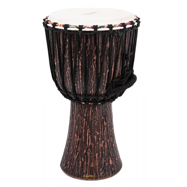 "TYCOON 10"" Lava Wood Series Djembe"