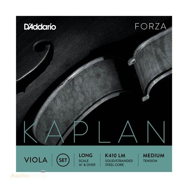 D'ADDARIO Kaplan Forza vla 4/4 M