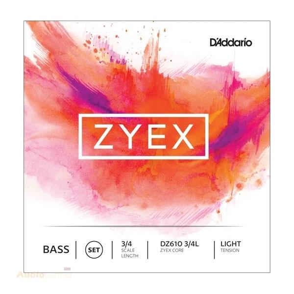 D'ADDARIO Zyex cbs 3/4 L