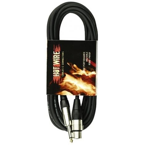Hot Wire 954236 Premium Line kabel mikrofonovy 10m