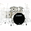 Sonor Prolite Stage 3 PL12 Shells NM Creme White Set