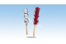 Swan G17 3 Bells / Rhythm Clapper /